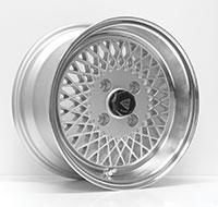 Enkei ENKEI92 Wheel Rim 15x7 4x100  ET38 72.6 Silver Machined