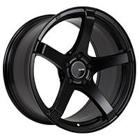 Enkei KOJIN Wheel Rim 17x8 5x100  ET40 72.6 Matte Black