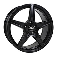 Enkei PSR5 Wheel Rim 15x6.5 4x100  ET38 72.6 Matte Black