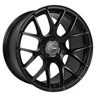 Enkei RAIJIN Wheel Rim 18x8 5x100  ET35 72.6 Matte Black