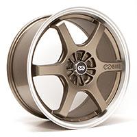 Enkei SR6 Wheel Rim 15x6.5 4x100  ET38 72.6 Bronze