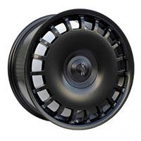 ESM 001 Wheel Rim 16x8 4x100 ET20 57.1 Full Matte Black