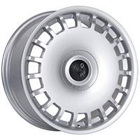 ESM 001 Wheel Rim 16x8 4x100 ET20 57.1 Full Silver