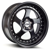 ESR SR02 Wheel Rim 16x9 4X100 ET20 73.1 MATTE BLACK