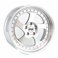 ESR SR02 Wheel Rim 16x9 4X100 ET25 73.1 MACHINE FACE/MACHINE LIP