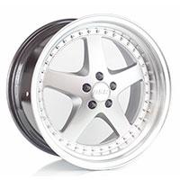 ESR SR04 Wheel Rim 18x10.5 5X114.3 ET22 73.1 HYPER SILVER/MACHINE LIP