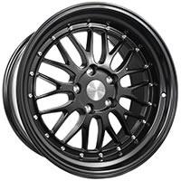 ESR SR05 Wheel Rim 17x8.5 5X114.3 ET30 73.1 MATTE BLACK