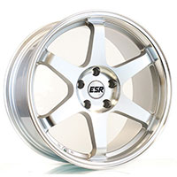 ESR SR07 Wheel Rim 17x8.5 5X100 ET30 73.1 MACHINE FACE
