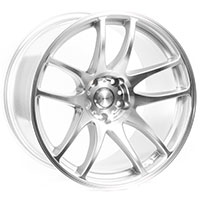 ESR SR08 Wheel Rim 17x8.5 5X114.3 ET30 73.1 MACHINE FACE