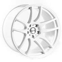 ESR SR08 Wheel Rim 17x8.5 5X114.3 ET30 73.1 GLOSS WHITE