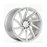 F1R F29 Wheel Rim 18x8.5 5x100 ET38  Machine Silver