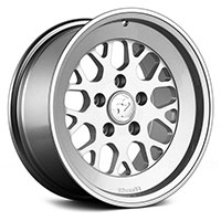 Fifteen52 1552 Formula TR Wheel Rim 16x8 4x100 ET20 73.1 Speed Silver
