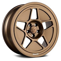 Fifteen52 1552 Tarmac R43 Wheel Rim 19x8.5 5x100 ET35 67.1 Block Bronze