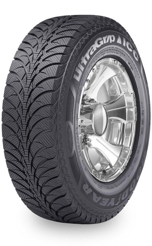 "Goodyear Ultra Grip Ice WRT SUV Winter Tire (18"") 265-65R18"