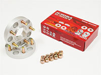 Ichiba Version II Wheel Spacers (Pair) ACURA CL 96-00, LEGEND 86-90, TL 2.5L 96-98 4x114.3 12X1.5 64.1mm bore 15mm thick