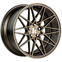 Klutch KM20 Wheel Rim 19x10 5x100-114.3 ET15-30 73.1 Bronze