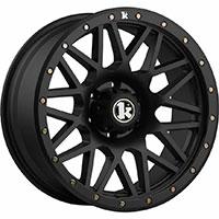 Klutch Offroad KT02 Wheels Rims