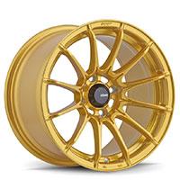 KONIG Dial In Wheel Rim 15x7 4x100 ET35 73.1 Gloss Gold