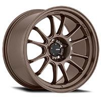 KONIG Hypergram Wheel Rim 15x7.5 4x100 ET35 73.1 Race Bronze