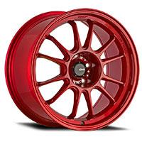 KONIG Hypergram Wheel Rim 15x7.5 4x100 ET35 73.1 Red Opal