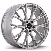 KONIG Interflow Wheel Rim 16x7.5 5x100 ET40 73.1 Metalic Silver