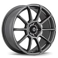 KONIG Runlite Wheel Rim 16x7.5 4x100 ET45 73.1 Matte Grey
