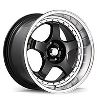 KONIG SSM Wheel Rim 18x10 5x114.3 ET15 73.1 Gloss Black