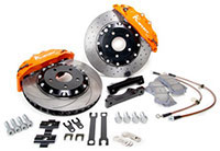 Ksport ProComp 2 Piston Rear Big Brake System BMW 3 series 1999-2005 E46 Excluding 330 and xi 304mm 12""