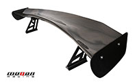 Megan Racing Carbon Fiber Spoiler MD62 Drift Style