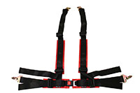 Megan Racing 2 Inch 4-Point Harness