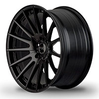 MiRo Type 110 Wheel Rim 20X8.5 5X114.3 ET20 Matte Black 73.1