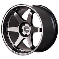 MiRo Type 398 Wheel Rim 18X10.5 5X114.3 ET20 Matte Black 73.1