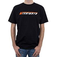 Mishimoto Signature Logo T-Shirt, Black Large