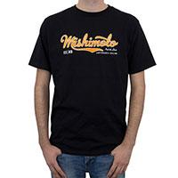 Mishimoto Men's Athletic Script T-Shirt, Black Large