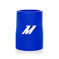 "Mishimoto 1.75"" to 2.00"" Silicone Transition Coupler Blue"