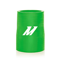 "Mishimoto 1.75"" to 2.00"" Silicone Transition Coupler Green"