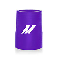 "Mishimoto 1.75"" to 2.00"" Silicone Transition Coupler Purple"