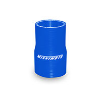 "Mishimoto 2.0"" to 2.25"" Silicone Transition Coupler, Various Colors Blue"