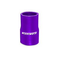 "Mishimoto 2.0"" to 2.25"" Silicone Transition Coupler, Various Colors Purple"