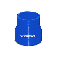 "Mishimoto 2.5"" to 2.75"" Silicone Transition Coupler, Black Blue"