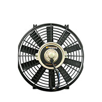 "Mishimoto Slim Electric Fan 12"" Black"