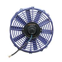 "Mishimoto Slim Electric Fan 12"" Blue"