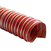 "Mishimoto Heat Resistant Silicone Ducting, 2"" x 12'"