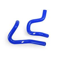 Mishimoto Hyundai Genesis Coupe 2.0T Silicone Heater Hose Kit, 2010-2013 Blue