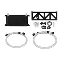 Mishimoto Subaru BRZ / Scion FR-S Oil Cooler Kit, 2013+ Black Non-Thermostatic