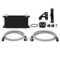 Mishimoto Subaru WRX Oil Cooler Kit, 2015+ Black