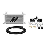 Mishimoto Jeep Wrangler JK Transmission Cooler Kit, 2007–2011 Silver