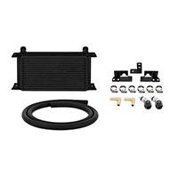 Mishimoto Jeep Wrangler JK Transmission Cooler Kit, 2007–2011 Black