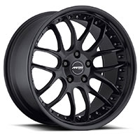 MRR GT7  Wheel Rim 18x8.5 5x120 ET35  72.6 Full Matte Black