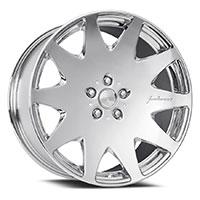 MRR HR3  Wheel Rim 20x8.5 5x114.3 ET35  73.1 Chrome
